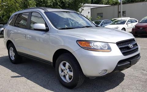 2008 Hyundai Santa Fe for sale at Nile Auto in Columbus OH
