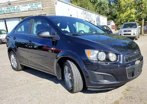 2013 Chevrolet Sonic for sale at Nile Auto in Columbus OH