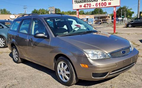 2005 Ford Focus for sale at Nile Auto in Columbus OH