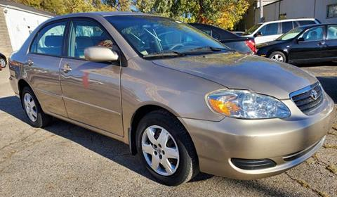 2007 Toyota Corolla for sale at Nile Auto in Columbus OH