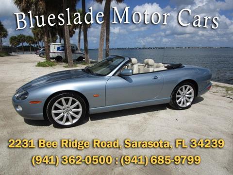 2005 Jaguar XK-Series for sale in Sarasota, FL