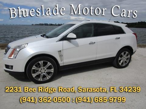 2012 Cadillac SRX for sale in Sarasota, FL