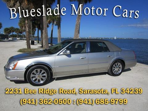 2006 Cadillac DTS for sale in Sarasota, FL