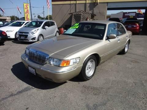 1999 Mercury Grand Marquis for sale in Modesto, CA