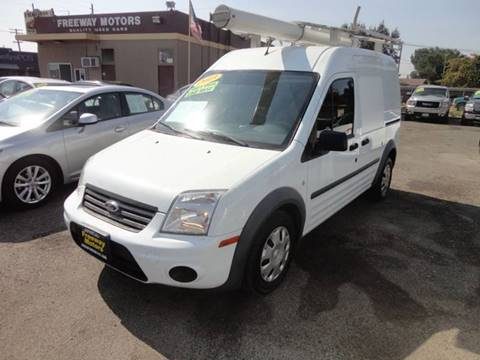 2013 Ford Transit Connect for sale in Modesto, CA