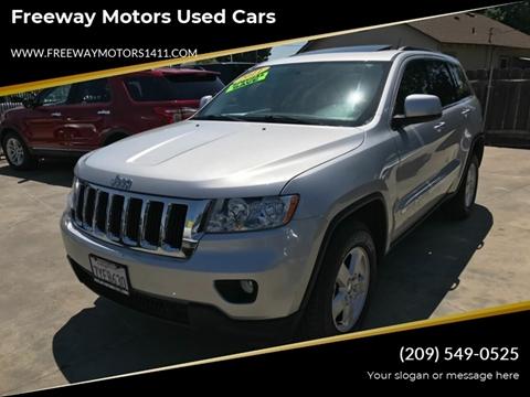 2011 Jeep Grand Cherokee For Sale >> 2011 Jeep Grand Cherokee For Sale In Modesto Ca
