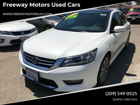 Freeway Motors Used Cars – Car Dealer in Modesto, CA