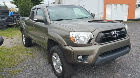 2012 Toyota Tacoma for sale in Johnstown, PA