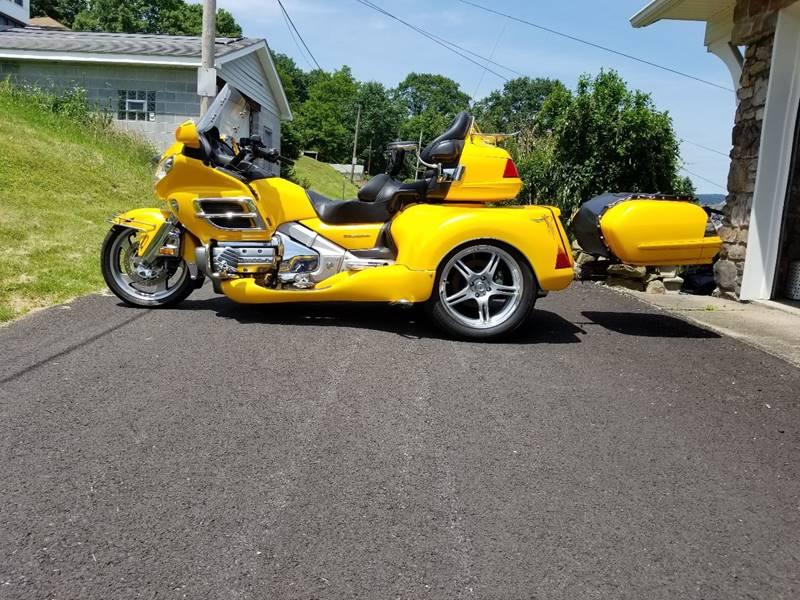 2001 Honda GOLDWING TRIKE 1800 1800 TRIKE   Johnstown PA