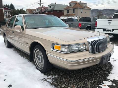 1997 Lincoln Town Car For Sale Carsforsale Com