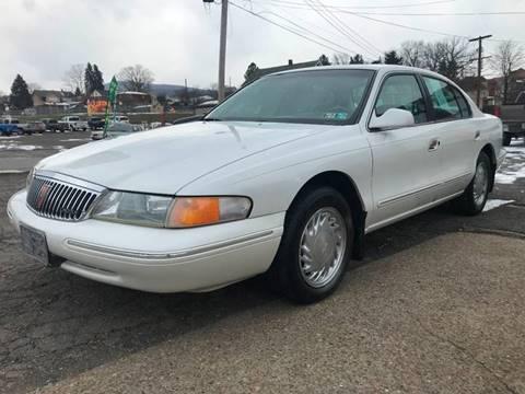 1997 Lincoln Continental For Sale Carsforsale Com