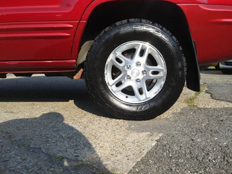 2004 Jeep Grand Cherokee 4dr Special Edition 4WD SUV In