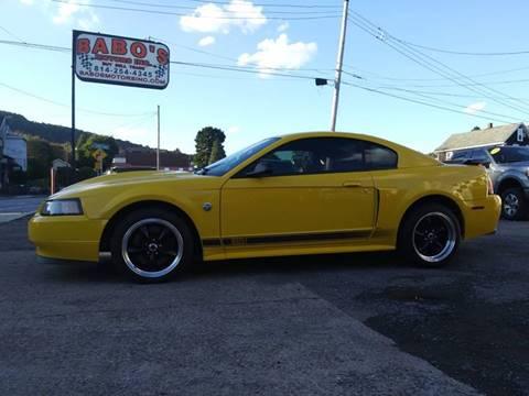2004 Ford Mustang for sale in Johnstown, PA