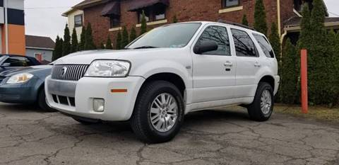 2007 Mercury Mariner Luxury for sale at BABO'S MOTORS INC in Johnstown PA