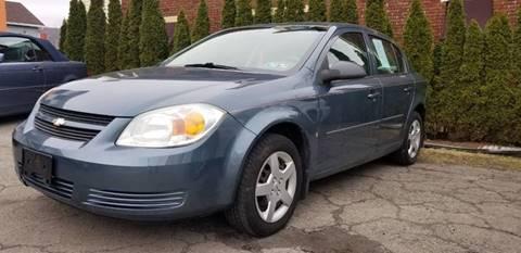 2007 Chevrolet Cobalt LS for sale at BABO'S MOTORS INC in Johnstown PA