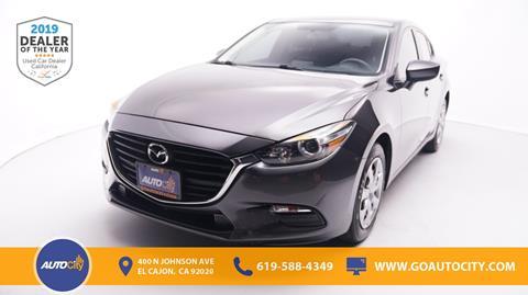 2017 Mazda MAZDA3 for sale in El Cajon, CA