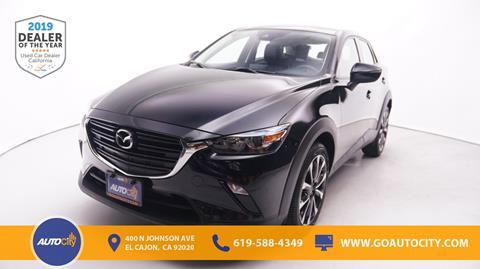 2019 Mazda CX-3 for sale in El Cajon, CA