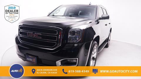 2016 GMC Yukon for sale in El Cajon, CA