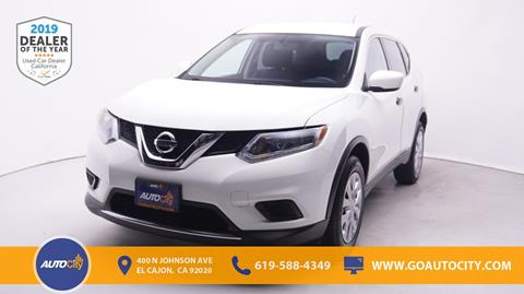 2016 Nissan Rogue for sale in El Cajon, CA