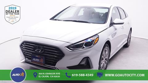 2019 Hyundai Sonata for sale in El Cajon, CA