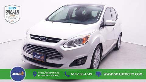 2016 Ford C-MAX Hybrid for sale in El Cajon, CA