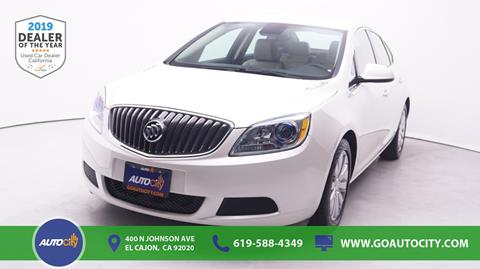 2016 Buick Verano for sale in El Cajon, CA