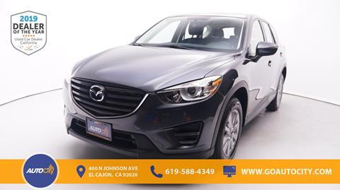 2016 Mazda CX-5 for sale in El Cajon, CA