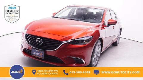 2017 Mazda MAZDA6 for sale in El Cajon, CA