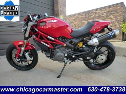 2012 Ducati MONSTER for sale in Wood Dale, IL