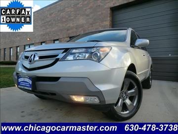 2008 Acura MDX for sale in Wood Dale, IL