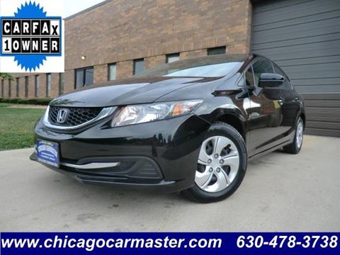 2014 Honda Civic for sale in Wood Dale, IL