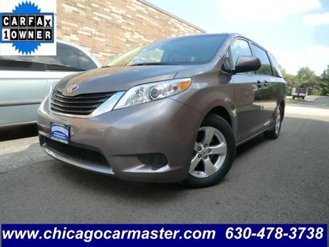 2014 Toyota Sienna for sale in Wood Dale, IL