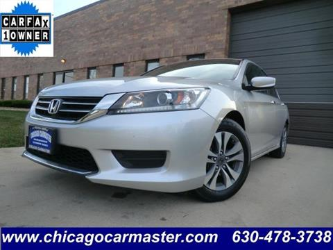 2014 Honda Accord for sale in Wood Dale, IL