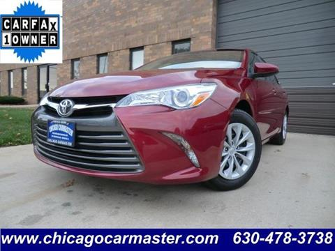 2015 Toyota Camry for sale in Wood Dale, IL