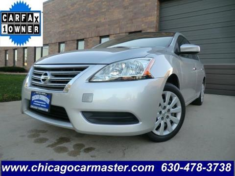 2014 Nissan Sentra for sale in Wood Dale, IL