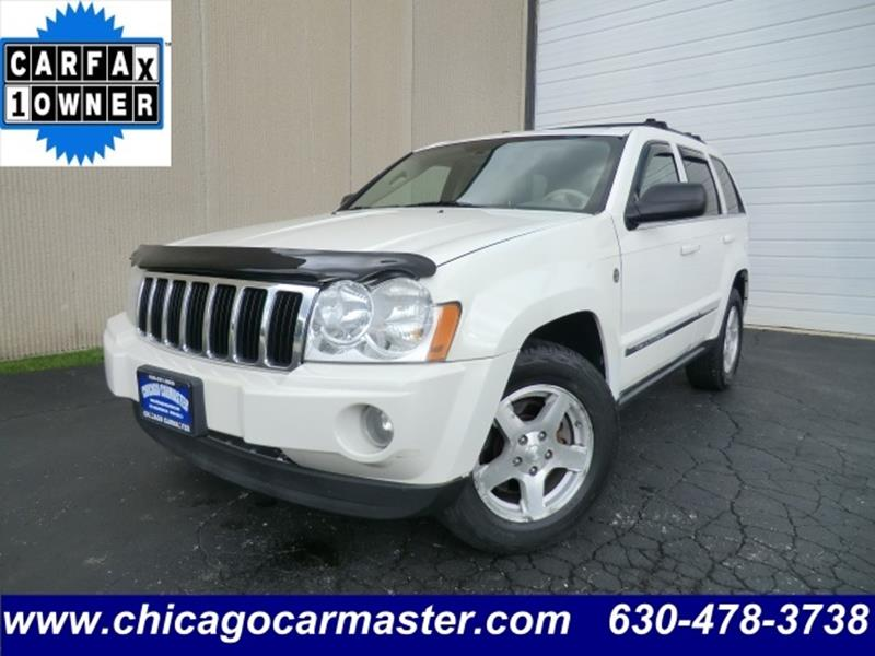 2007 Jeep Grand Cherokee For Sale At Chicago Carmaster In Wood Dale IL