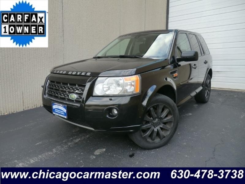 2008 Land Rover Lr2 Hse In Wood Dale Il Chicago Carmaster