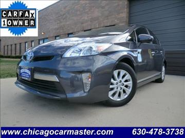 2014 Toyota Prius Plug-in Hybrid for sale in Wood Dale, IL