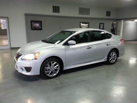 2013 Nissan Sentra for sale at Computerized Auto Search in Kansas City MO