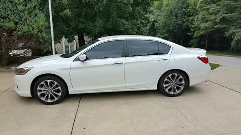 2015 Honda Accord for sale in Kansas City, MO