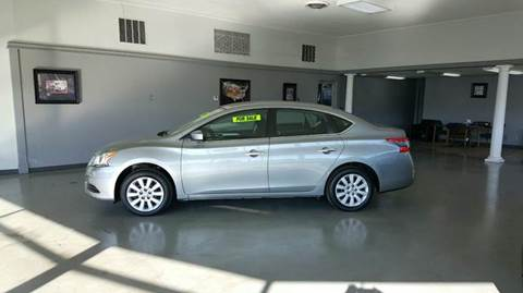 2014 Nissan Sentra for sale at Computerized Auto Search in Kansas City MO