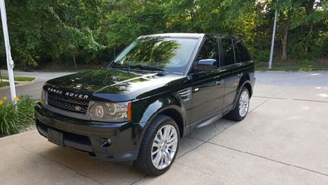 2011 Land Rover Range Rover Sport for sale at Computerized Auto Search in Kansas City MO