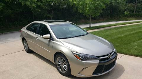 2015 Toyota Camry for sale at Computerized Auto Search in Kansas City MO