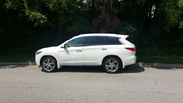 2013 Infiniti JX35 for sale at Computerized Auto Search in Kansas City MO