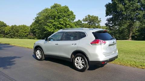 2015 Nissan Rogue for sale at Computerized Auto Search in Kansas City MO