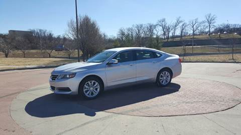 2016 Chevrolet Impala for sale at Computerized Auto Search in Kansas City MO