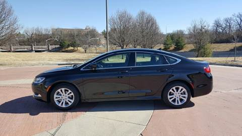 2016 Chrysler 200 for sale at Computerized Auto Search in Kansas City MO