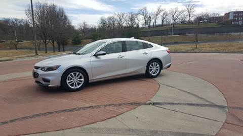 2016 Chevrolet Malibu for sale at Computerized Auto Search in Kansas City MO