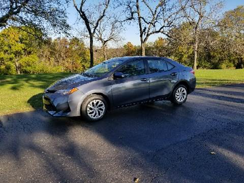 2017 Toyota Corolla for sale at Computerized Auto Search in Kansas City MO