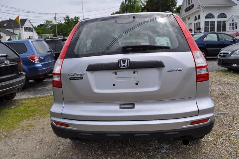 2010 Honda CR-V AWD LX 4dr SUV - Billerica MA